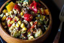 Salads / by April Cruz