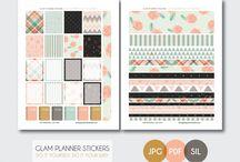 PAPER & SCRAP: planner