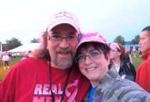 My Susan G. Komen 3-Day World