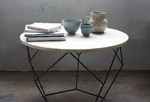 Coffee tables / by Amanda Eggert