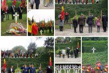 Commémorations militaires / Les commémorations militaires auxquelles a participé le Consulat général de France à Bruxelles. Retrouvez le calendrier des commémorations sur notre site internet.
