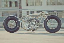 Bikes / Motos, Customs, Bobber, lifestyle