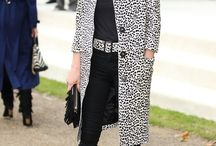 Kate Moss, queen of the throw-on style