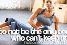 motivation please! / by Anna Kaercher
