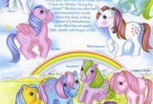 My Little Pony Poses