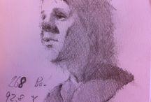 Sketchbook scribbles