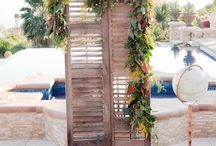 Planning Wedding ideals / Party planning / by Kim Lowery