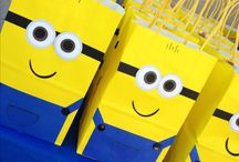 Despicable Me / Minion Party! / by Kimberly Gran