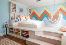 Design stanza dei bambini