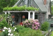 Katie's Cottage / A Place to learn the essentials of making a Home / by Carolann Sinclair