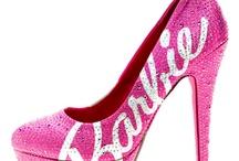Roze, en barbie