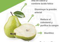 beneficios de la fruta.