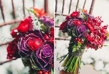dark purple wedding / by Ava Phillips