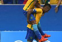 Rafinha i Neymar