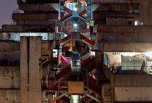 archi - brutalism? utopia? / «L'architecture, c'est, avec des matières bruts, établir des rapports émouvantes» Le Corbusier