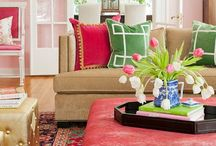 Living areas / by Martha Collins