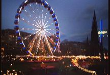 Winter in Edinburgh / Wrap up warm and explore our historic city / by The Dunstane