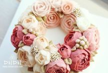 FloRaL_ ButterCream CakEs