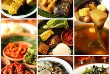 Indonesian food / Its all about indonesian food street or jajanan pasar .
