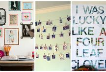 Bedroom / Bunch of bedroom decor/inspiration