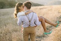 What To Wear For Engagement Photos / by Lori Paladino