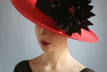 Hats and Pins / by Toya McFarlane