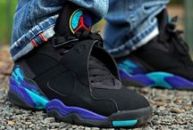 Aqua 8S Jordans