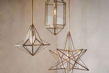 лампы марокко