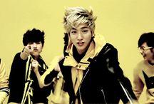B1A4 / Jin‑young Baro CNU Gongchan Sandeul