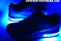 Mens Light Up Custom Shoes / Evolved Footwear exclusive LIGHT UP customizations for MEN. Only available at our site Evolved-Footwear.com