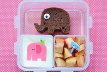Lunchboxes and Recipes For Kids