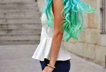 Hair / Cute hair that I love! :) / by ♛THΣ SΔSS QUΣΣΠ JΔZZLΨΠ GRIΣR MΣΠDΣS HΩRΔΠ HΩΩD HΣMMIΠGS ♛