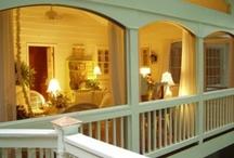Porches & Possibilities! / Verandas and dreamy porches.  / by MilkHouse & Atelier