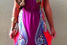 Lato sukienki plażowe