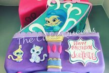 Theme: Shimmer and Shine