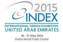 Index Dubai / International design exhibition - 18-21 Maggio 2015