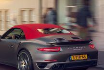 Porsche Carrera Turbo S Cabriolet