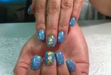 Mermaid Nail Art / by NAILS Magazine