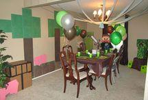Aiden's birthday part