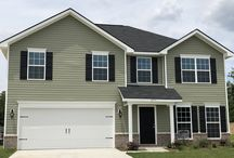 Phillip Home plan / The Phillip floor plan is a fantastic option for families! At over 2000 sq ft, this home features 4 bedrooms & 2.3 baths! Plenty of space to stretch out downstairs with the open floor plan, too!
