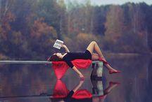 Reading joy!