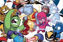 Comics / by Kate Hubbard