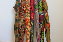 African print / Fashion treasures inspired by Africa