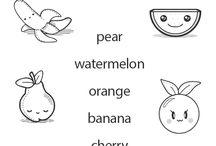 Language/English/Fruit/Vegetables