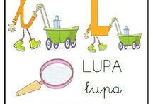 alfabeto letrilandia