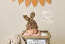 Carly & Will Newborn Photo Ideas