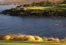 Lovely golf courses