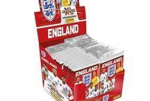 England Football Team Merchadise / Merchandise based on the England national football team.