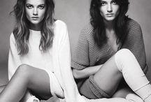Like Twins / Duos inspirations