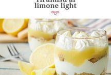 ricette dolci light